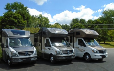 1st TIme Ever!  We Have All Winnebago View Models In-Stock!