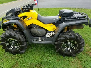 2011 Can-Am High Lifter XMR 800cc-February Special!!