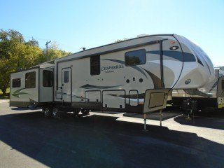 Coachmen Chaparral 390qsmb-SPECIAL PRICING!