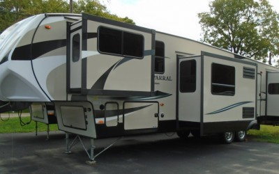 End Of The Year Clearance On Select RVs!
