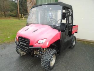 2009 Honda Big Red 700-Sale Pending