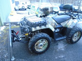2013 Polaris Sportsman 850 XP LE