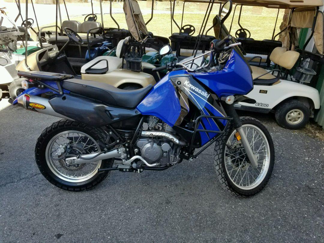 2009 Kawasaki KLR 650cc