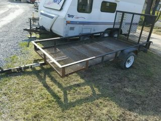 2004 Carry-on Trailer-sale pending