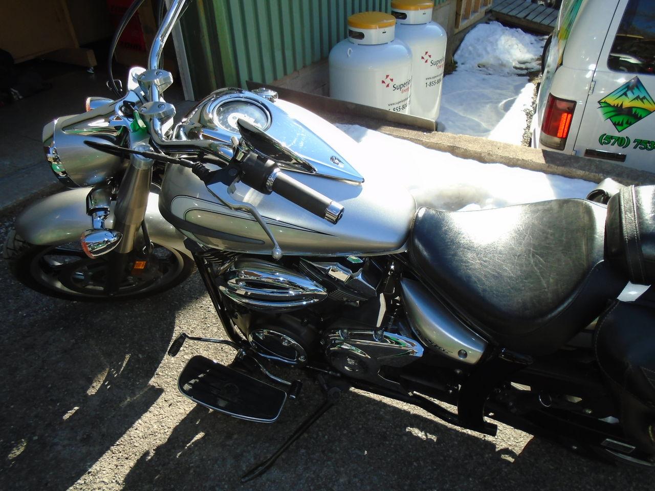 2012 Yamaha V-Star 950cc