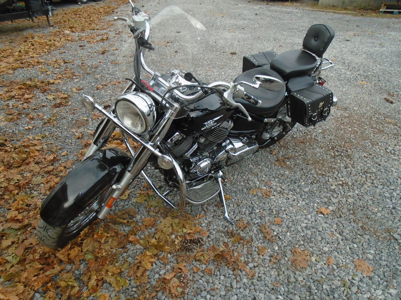 2007 Yamaha V-Star 650cc Classic