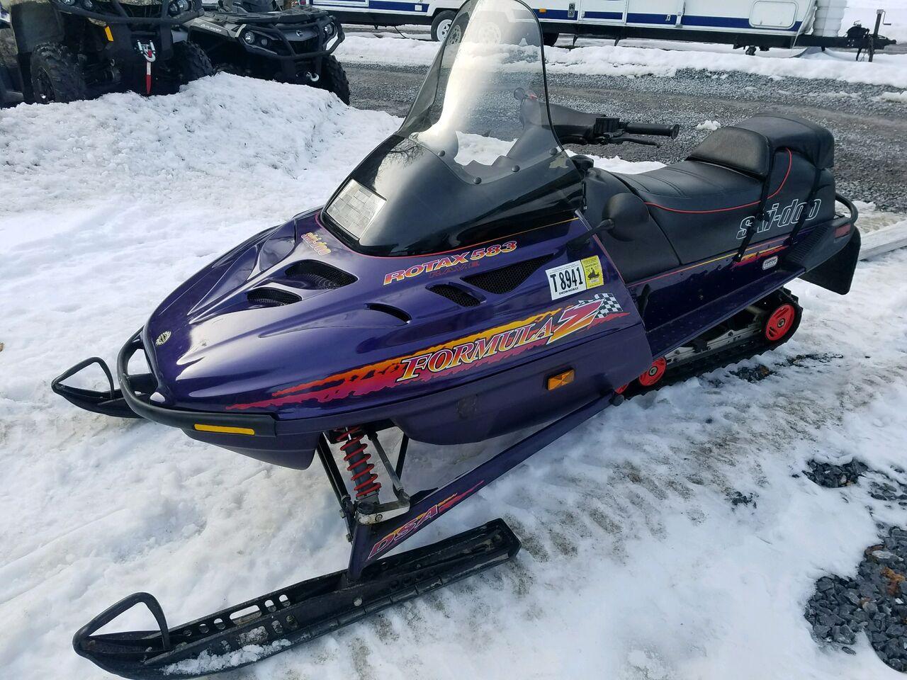 1997 Ski-Doo Formula Z 583