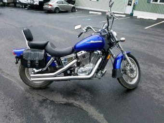 2006 Honda Shadow 1100