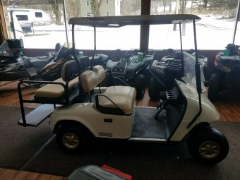 2012 EZ-Go Electric Golf Cart - Sale Pending
