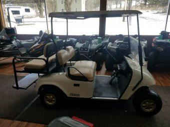2012 EZ-Go Electric Golf Cart