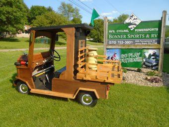 1989 Customized Gas Golf Cart