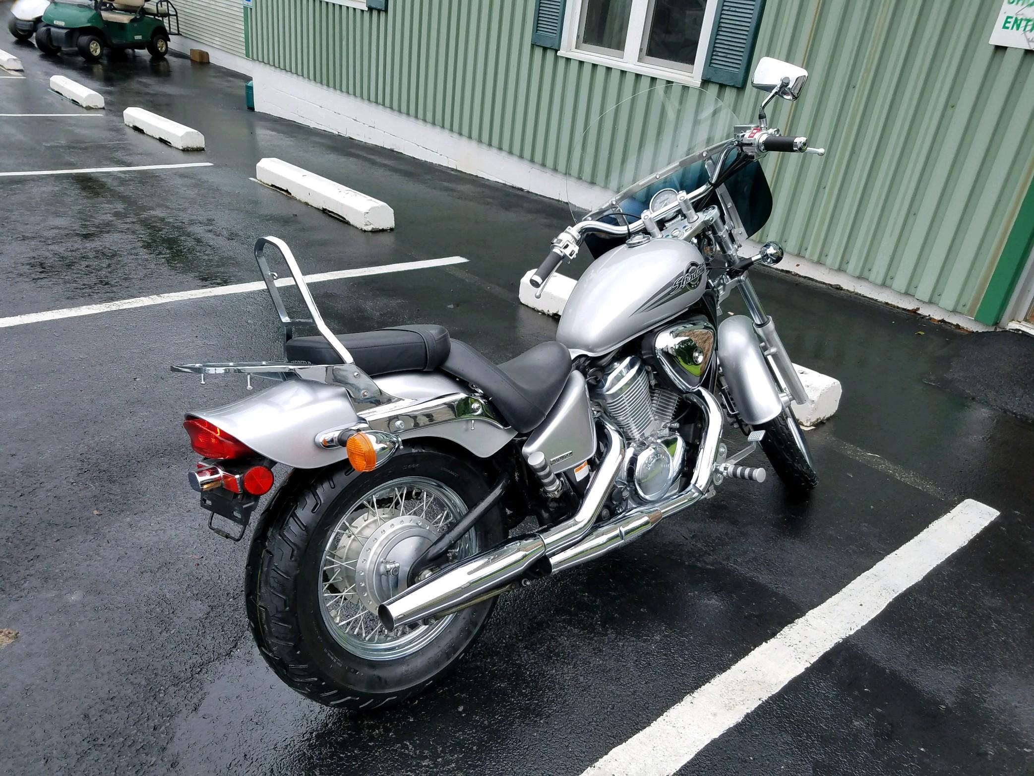 2006 Honda Shadow DLX 600