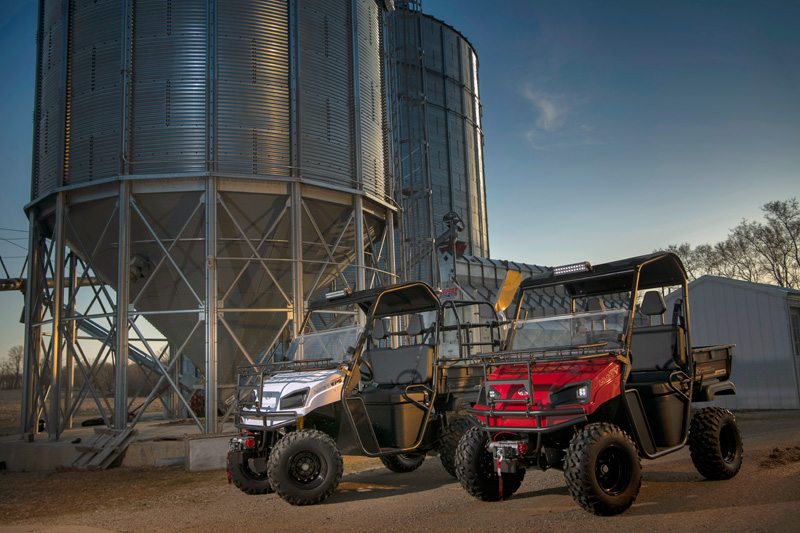 New In Our Showroom: American Landmaster UTVs