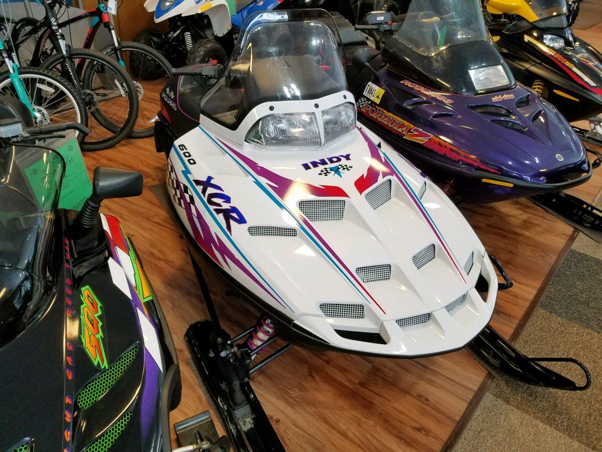 1997 Polaris Indy 600XCR