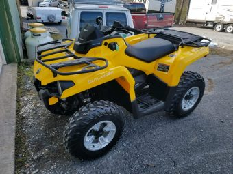 2017 Can am Outlander 450
