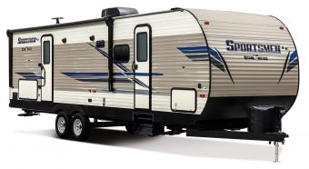 KZ Sportsmen travel trailer dealer in pa
