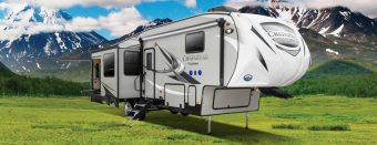 Chaparal Lite 5th wheel dealer