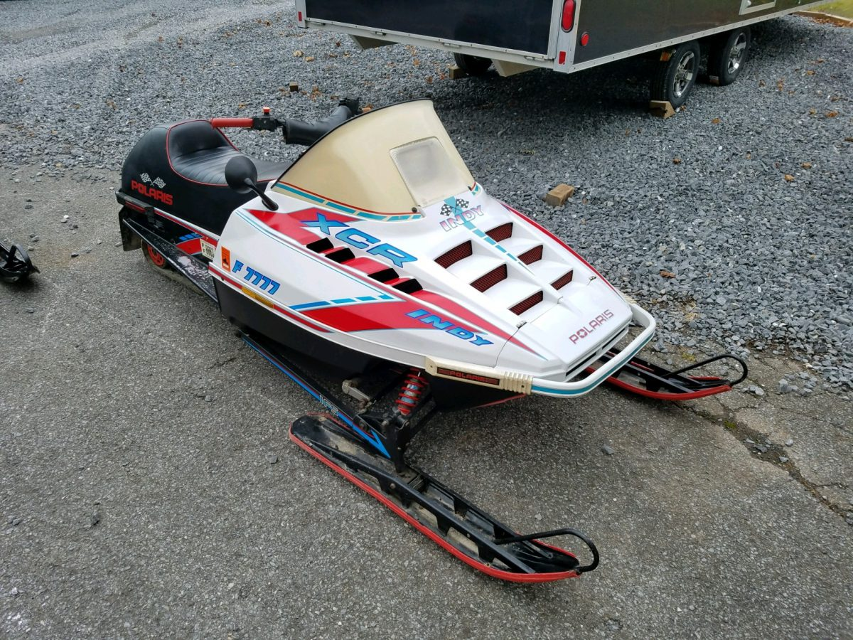 1994 Polaris Indy XCR 600