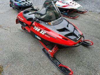2000 Polaris Indy 700XC