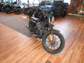 2010 Harley Sportster 883 Iron