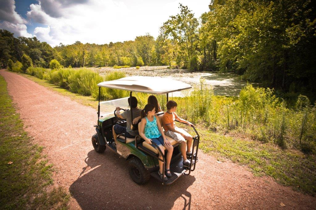 Golf Carts Now In Two Locations!