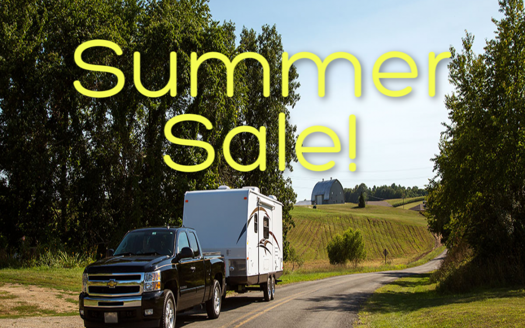 FINAL Markdowns on Select RVs!
