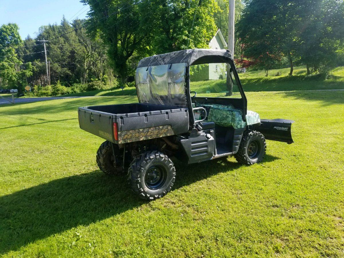 2008 Polaris Ranger 700