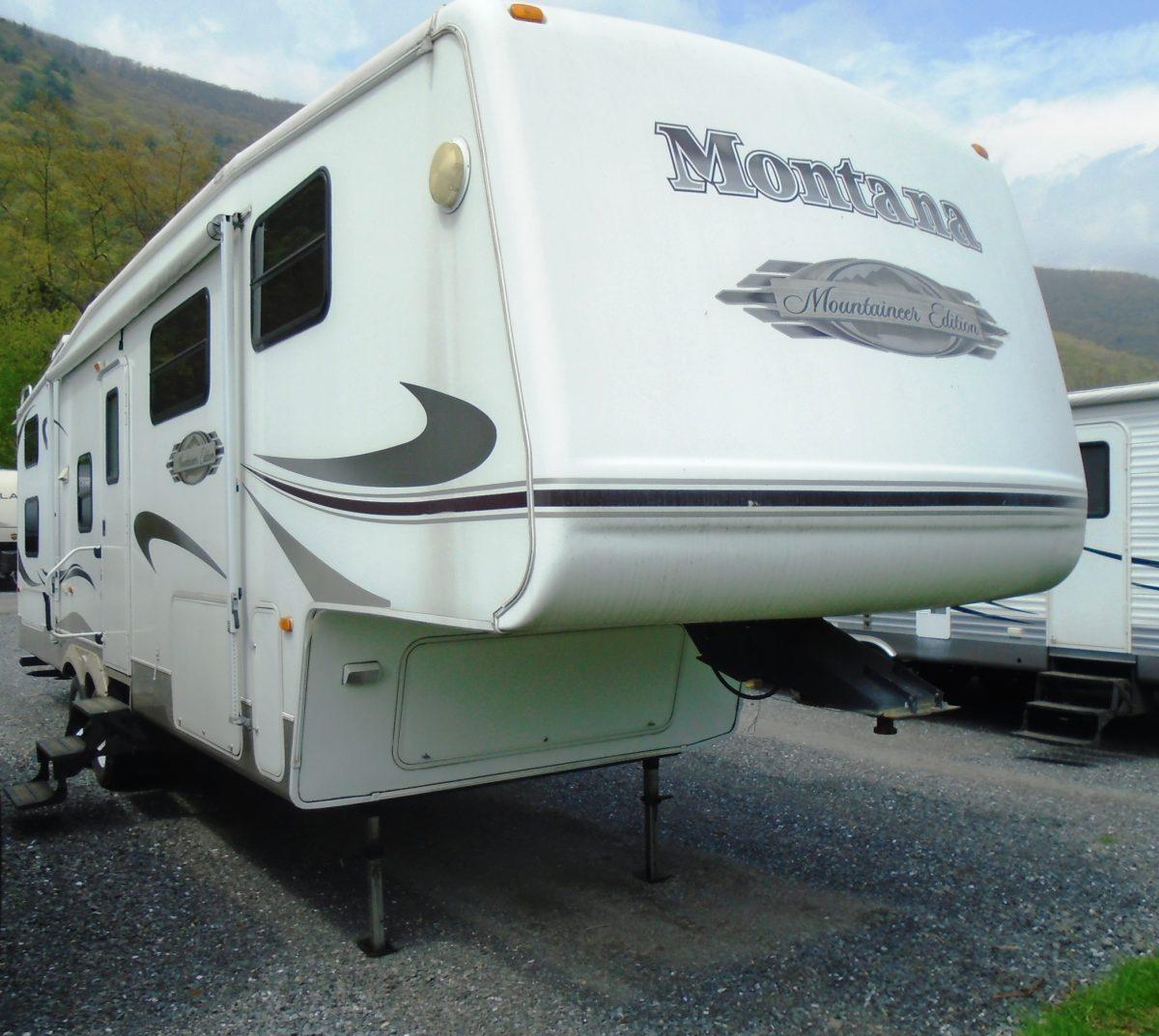 2006 Montana Mountaineer Edition 319bhd