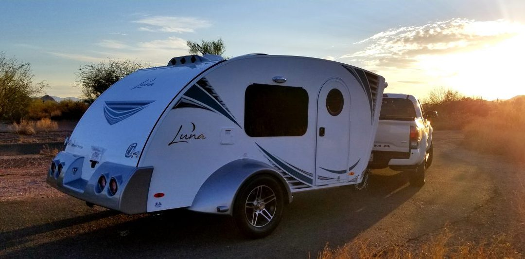 The Coolest Little RVs Around…Introducing Intech RV