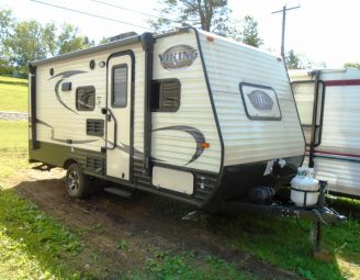 2018 Forest River Viking 17bh