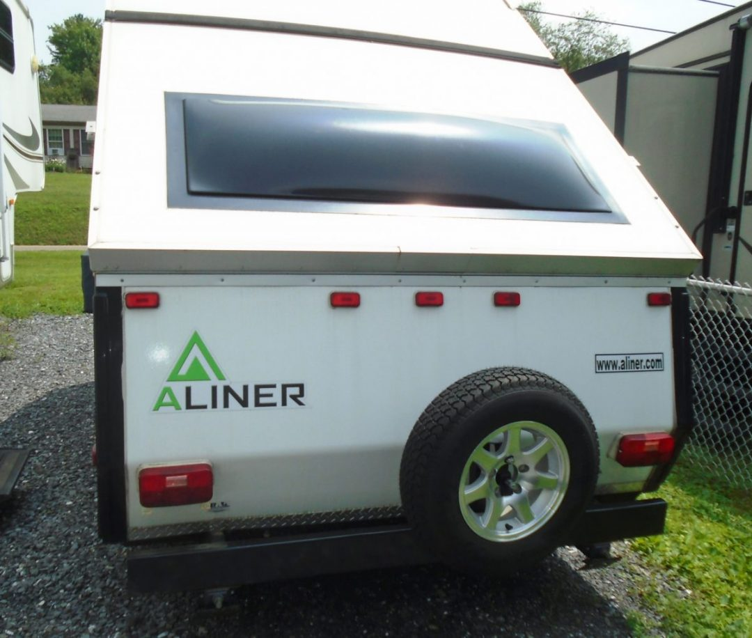 2014 Aliner Ranger 15