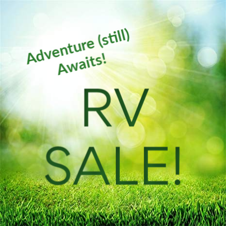 Super Markdowns on Select RVs