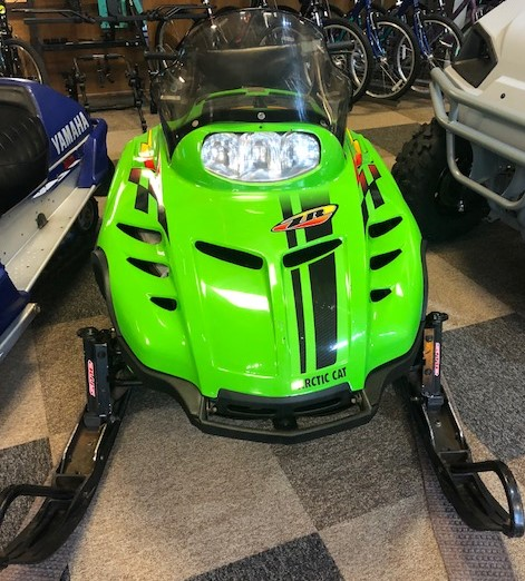 1999 Arctic Cat ZR 700