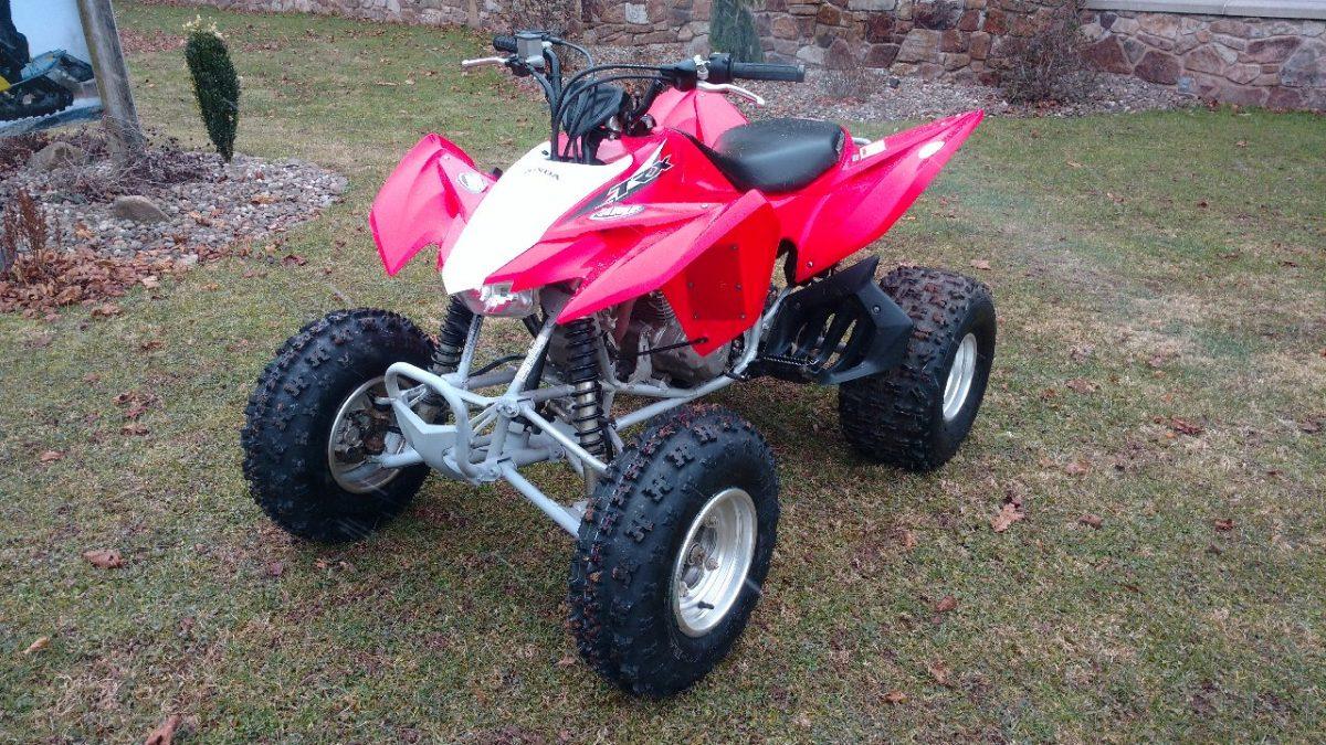2013 Honda TRX400