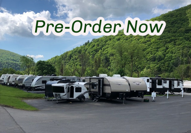 Over 100 RVs On Order!!