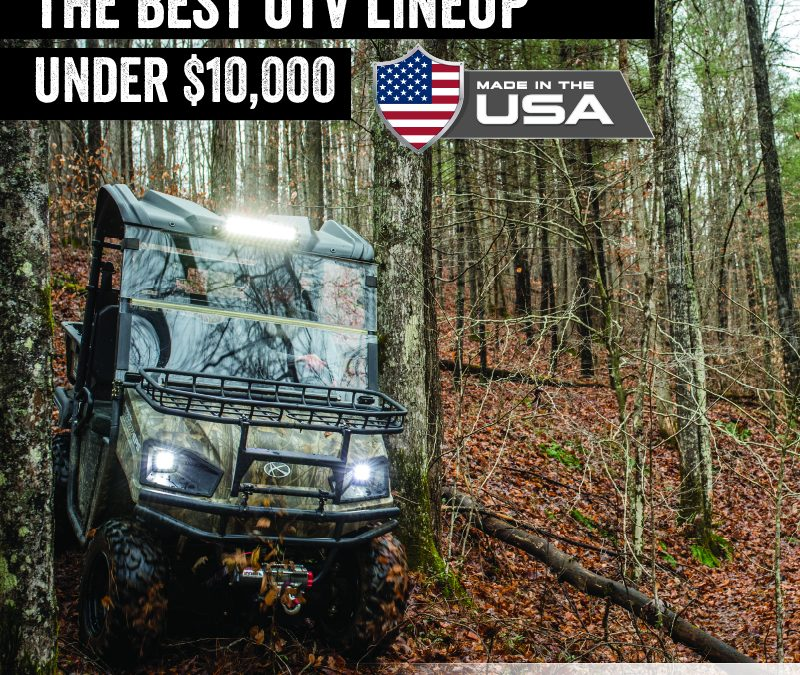 The Newly Re-designed American Landmaster UTV Coming Soon!
