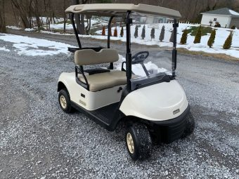 2016 EZGO RXV Gas Golf Cart