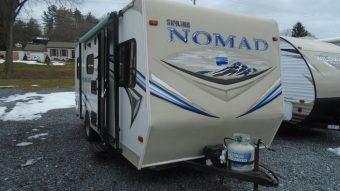 2013 Skyline Nomad 173