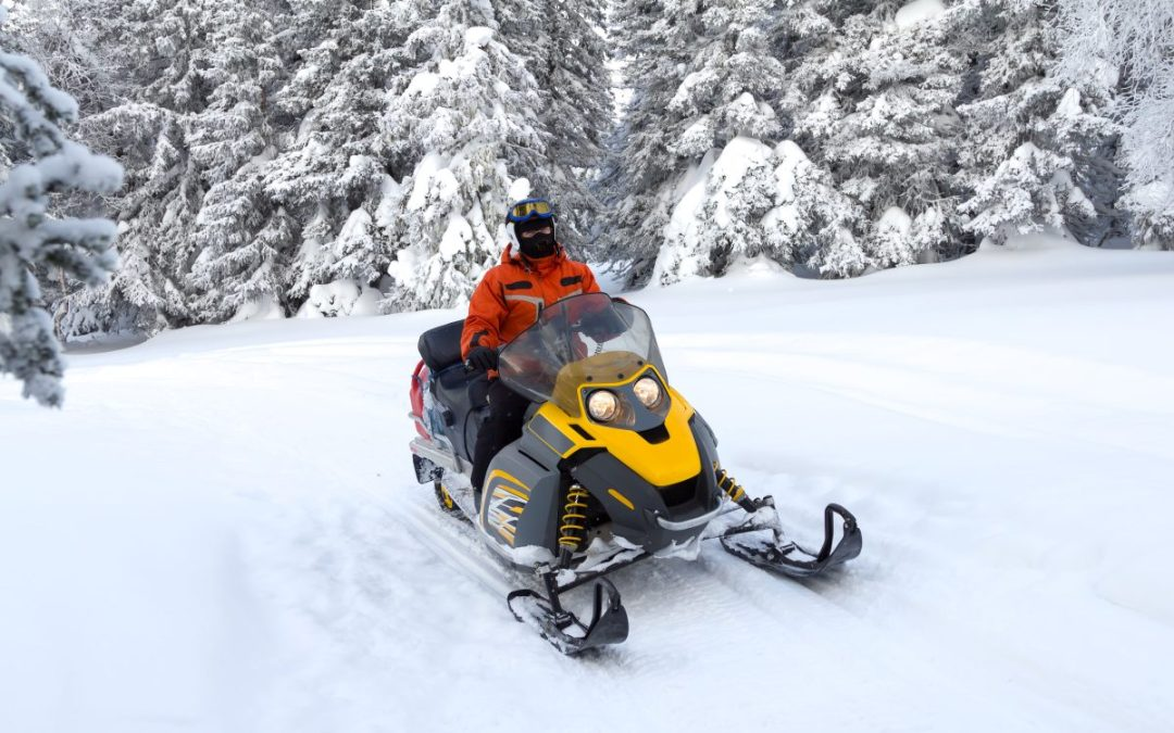 Snowmobile Parts & Accessories