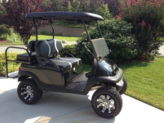 Give Your Golf Cart A Makeover!